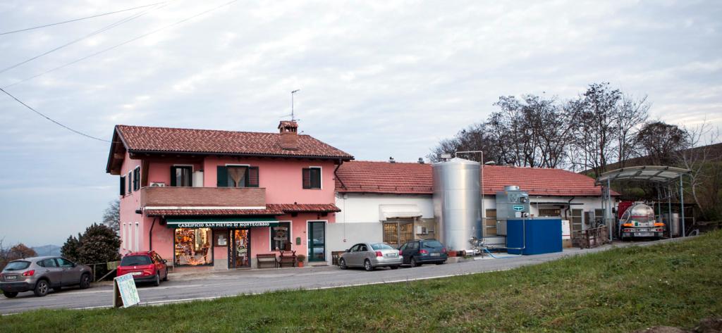 caseificio san pietro